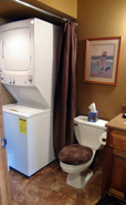 Apartment 1 - 2nd Bathroom