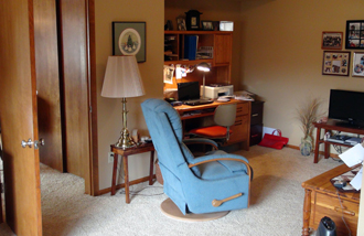 Apartment 1 - Bedroom