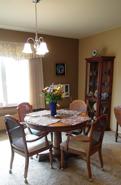 Apartment 1 - Dining Room